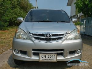Secondhand TOYOTA AVANZA (2009)