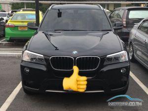 รถมือสอง, รถยนต์มือสอง BMW X3 (2015)