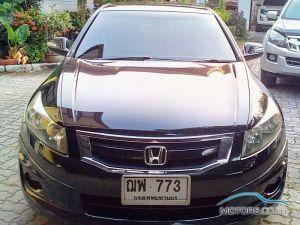 รถมือสอง, รถยนต์มือสอง HONDA ACCORD (2008)