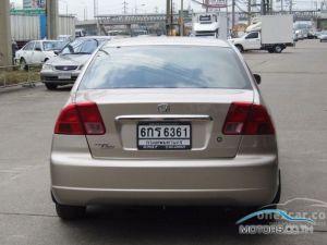 รถมือสอง, รถยนต์มือสอง HONDA CIVIC (2002)