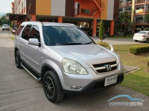 Secondhand HONDA CR-V (2003)