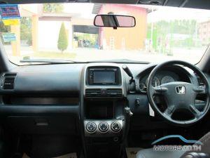 รถใหม่, รถมือสอง HONDA CR-V (2003)