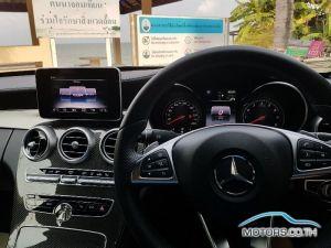 รถมือสอง, รถยนต์มือสอง MERCEDES-BENZ C350 (2017)