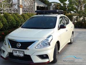 รถใหม่, รถมือสอง NISSAN ALMERA (2016)