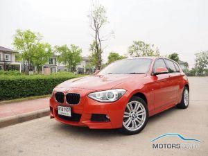Secondhand BMW 116I (2014)