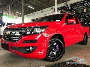 รถมือสอง, รถยนต์มือสอง CHEVROLET COLORADO (2018)
