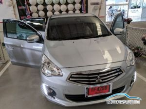 Secondhand MITSUBISHI ATTRAGE (2017)