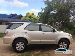 Secondhand TOYOTA FORTUNER (2009)