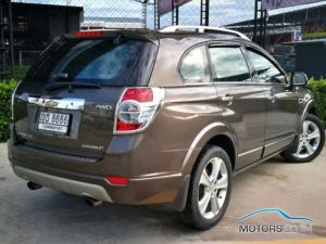 Secondhand CHEVROLET CAPTIVA (2012)