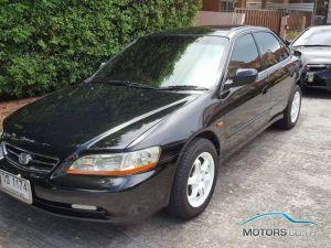 รถมือสอง, รถยนต์มือสอง HONDA ACCORD (2002)