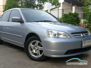 Secondhand HONDA CIVIC (2001)