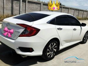 Secondhand HONDA CIVIC (2017)