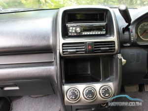 รถมือสอง, รถยนต์มือสอง HONDA CR-V (2004)