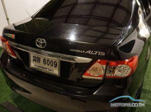 รถมือสอง, รถยนต์มือสอง TOYOTA ALTIS (2012)