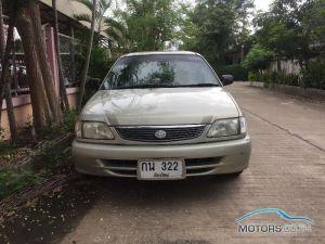 รถมือสอง, รถยนต์มือสอง TOYOTA SOLUNA (2000)