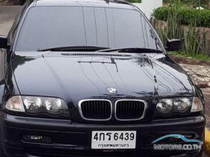 Secondhand BMW 318I (2002)