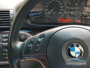 Secondhand BMW 318I (2004)