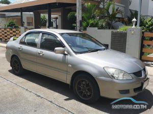 รถมือสอง, รถยนต์มือสอง MITSUBISHI LANCER (2005)