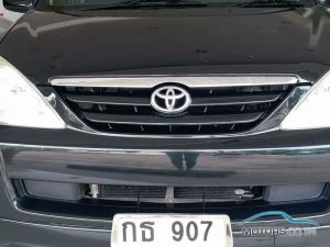 Secondhand TOYOTA AVANZA (2005)