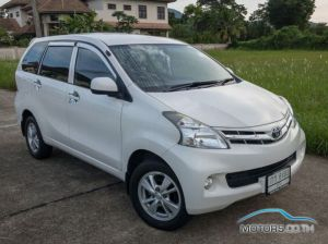 Secondhand TOYOTA AVANZA (2013)