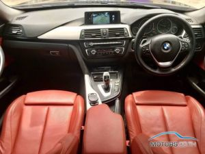 Secondhand BMW 320D (2015)