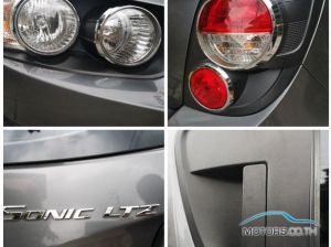 รถมือสอง, รถยนต์มือสอง CHEVROLET SONIC (2012)