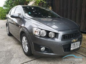 Secondhand CHEVROLET SONIC (2012)