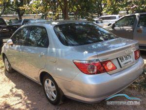 รถมือสอง, รถยนต์มือสอง HONDA CITY (2006)