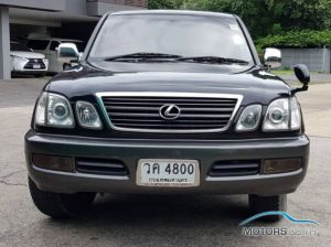 Secondhand LEXUS LX470 (2001)