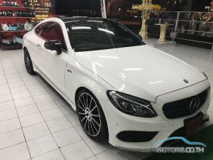Secondhand MERCEDES-BENZ C250 (2016)