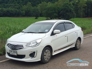 Secondhand MITSUBISHI ATTRAGE (2014)