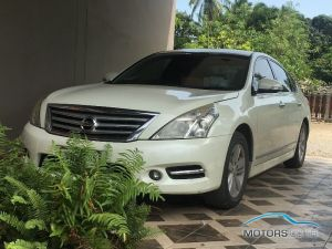 Secondhand NISSAN TEANA (2012)