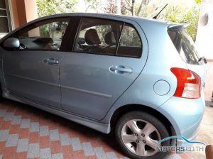 รถมือสอง, รถยนต์มือสอง TOYOTA YARIS (2006)