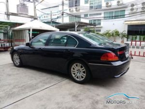 Secondhand BMW 730LI (2004)