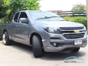 Secondhand CHEVROLET COLORADO (2017)
