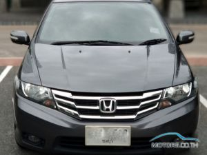 Secondhand HONDA CITY (2013)