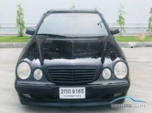 รถมือสอง, รถยนต์มือสอง MERCEDES-BENZ E240 (2001)