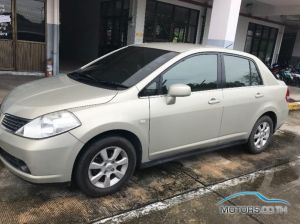 Secondhand NISSAN TIIDA (2006)