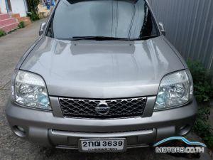 รถมือสอง, รถยนต์มือสอง NISSAN X-TRAIL (2007)