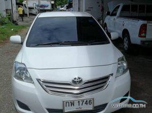 รถมือสอง, รถยนต์มือสอง TOYOTA VIOS (2012)