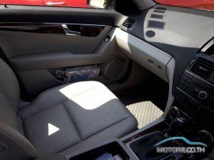 รถมือสอง, รถยนต์มือสอง MERCEDES-BENZ C200 KOMPRESSOR (2009)