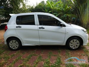 Secondhand SUZUKI CELERIO (2014)