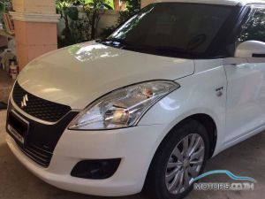 Secondhand SUZUKI SWIFT (2012)