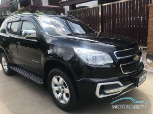 Secondhand CHEVROLET TRAILBLAZER (2013)