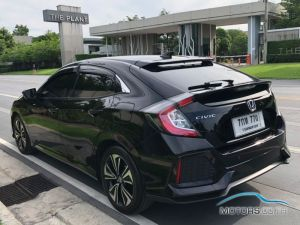 Secondhand HONDA CIVIC (2018)