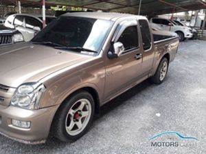 Secondhand ISUZU D-MAX (2003)