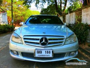 Secondhand MERCEDES-BENZ C200 CGI BLUEEFFICIENCY (2011)
