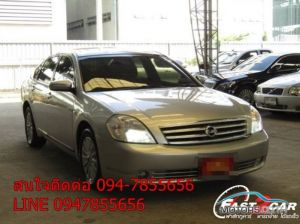 Secondhand NISSAN TEANA (2005)