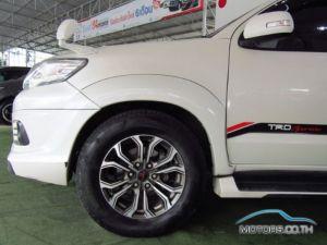 รถมือสอง, รถยนต์มือสอง TOYOTA FORTUNER (2014)