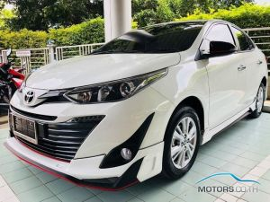 Secondhand TOYOTA YARIS (2018)